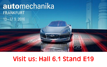 AUTOMECHANIKA 2016 FRANCOFORTE