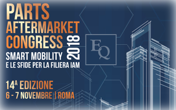 Parts Aftermarket Congress 2018
